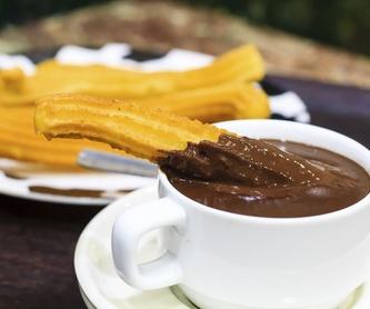 Tapas con productos de calidad: Carta de Restaurante Arànega