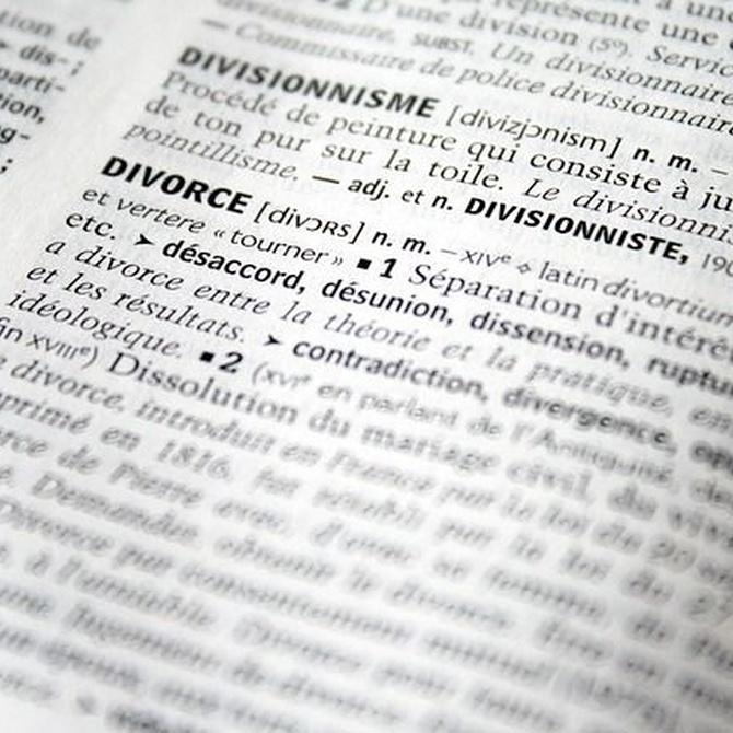 La importancia del divorcio de mutuo acuerdo