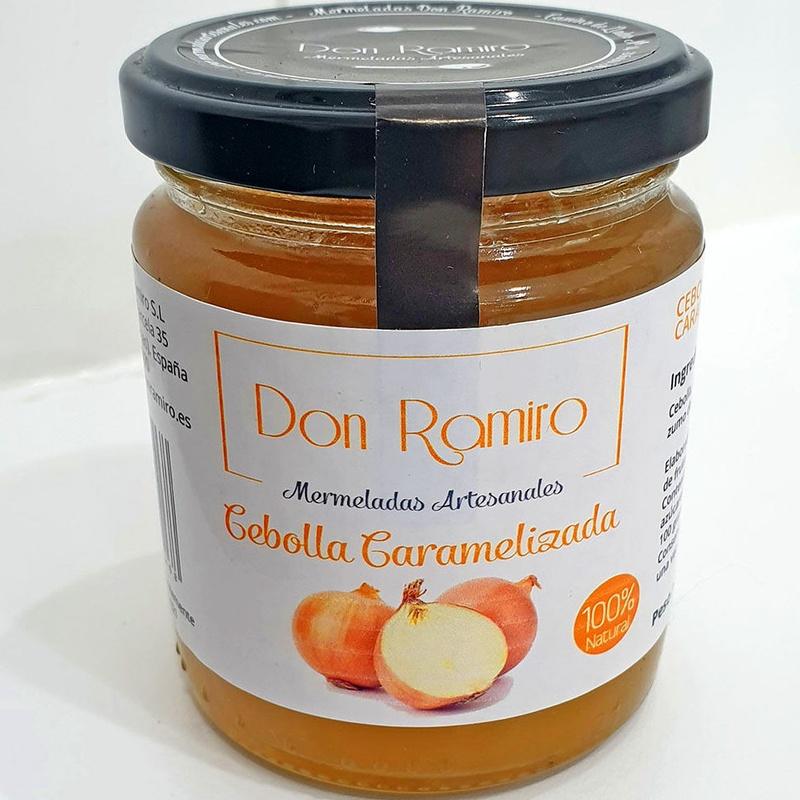 Mermelada de Cebolla Caramelizada: Nuestros Productos de Pastelería Creativa Javier Ramos
