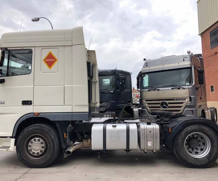 DAF XF 105-510: Vehículos industriales de Emirtrucks Trading