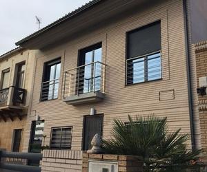 Canalón en fachada Valencia