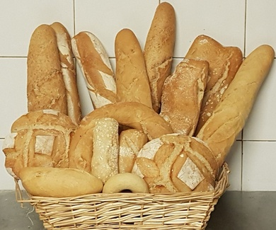 Pan a domicilio en linares
