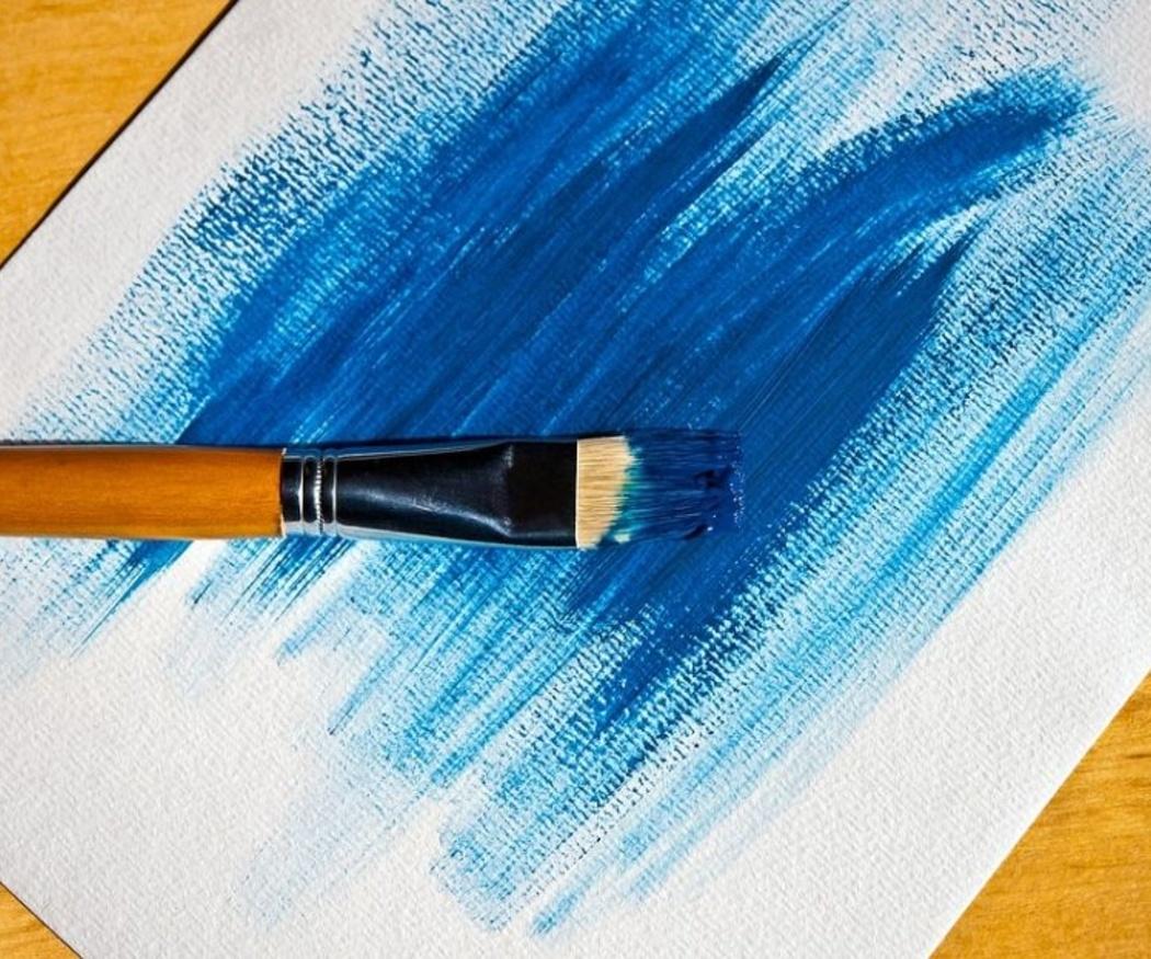 La limpieza de los pinceles que empleamos para pintar con óleo