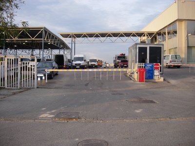 Barreras automáticas: Automatizaciones Lázaro, S.L.