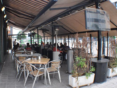 Sidrería, comedor, restaurante. Terraza de verano. Cocina tradicional.