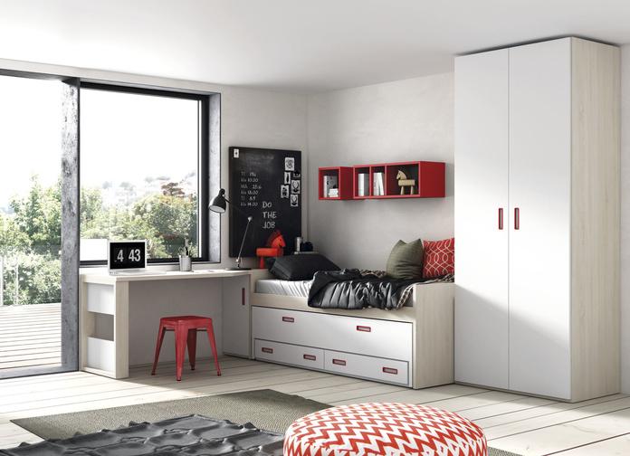 Compacto 3: Nuestros muebles de Muebles Aguado