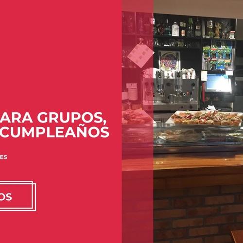 Restaurante con menús diario en el barrio del Pilar, Madrid - D'Tapas & Copas