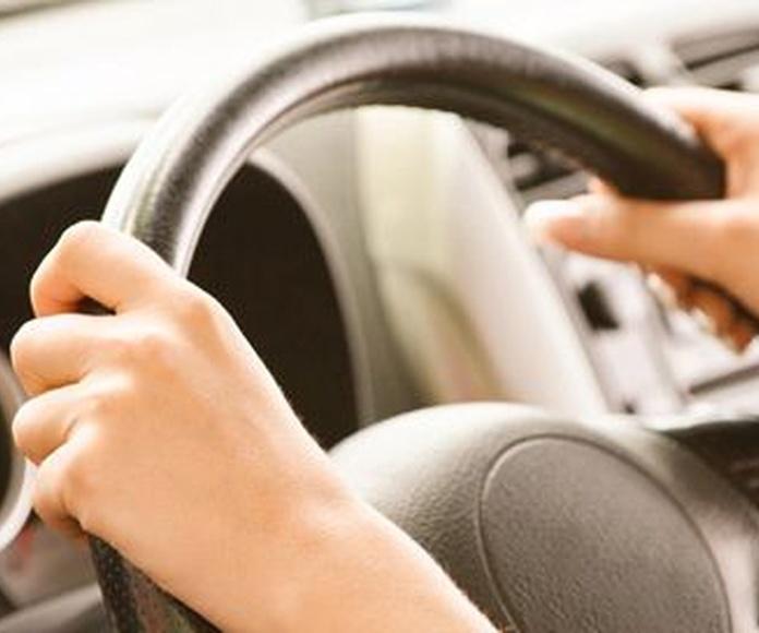 Clases prácticas: Servicios de Autoescuela Baena