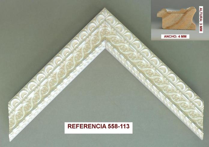 REF 558-113: Muestrario de Moldusevilla