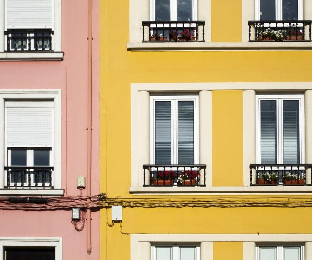 Las diferentes pinturas para fachadas