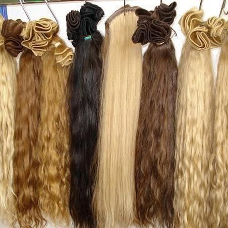 Extensiones de pelo: Rastas africanas y mucho más de Peluquería Las Marías