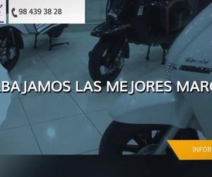 Talleres de motos en Gijón: Motos Llera