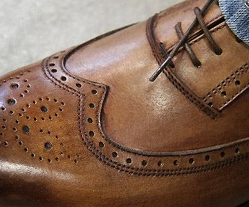 Importación de pieles para calzado