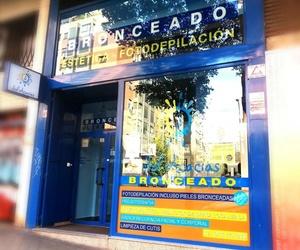 Centro de bronceado en Madrid