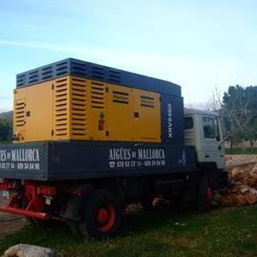 Perforaciones de pozos en Mallorca   Perforacions Aigües de Mallorca