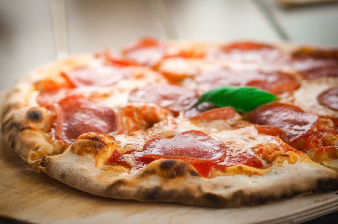 Cuatro quesos: Carta de Pizzeria Fralisani