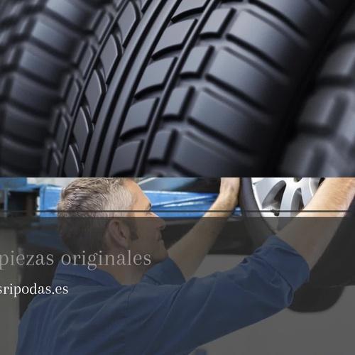 Cambio de ruedas barato en Pamplona | Garaje Ripodas