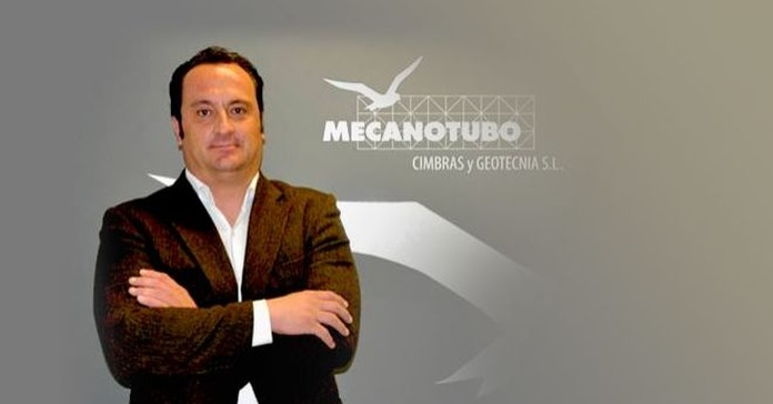 Luis Navas, consejero delegado de Mecanotubo