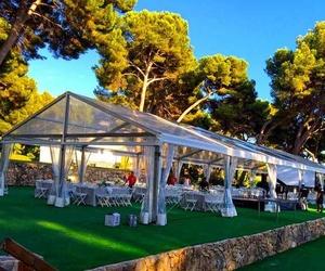 Alquiler de carpas en Mallorca: Tot a Punt Catering