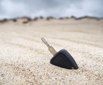 Que hacer en caso de perder todas las llaves del coche?