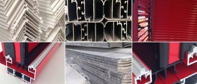 Departamentos perfilería de aluminio