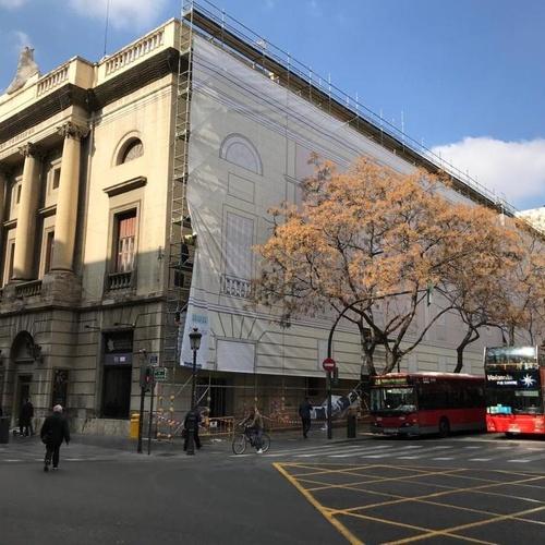 Lona Gran Formato, Teatro Principal de Valencia