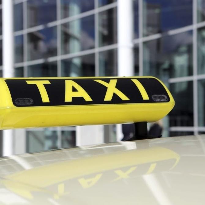 Taxis del aeropuerto a Madrid