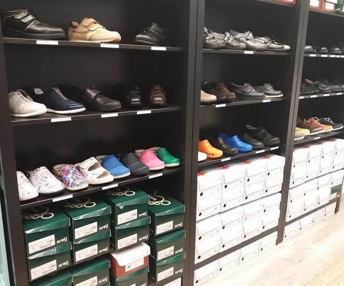 Calzado/zapatos ortopédicos