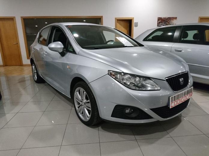 SEAT Ibiza 1.6 TDI 90cv DPF: Compra venta de coches de CODIGOCAR