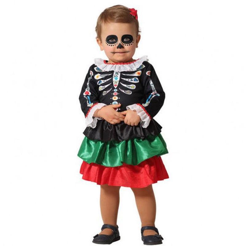 Disfraz katrina bebé