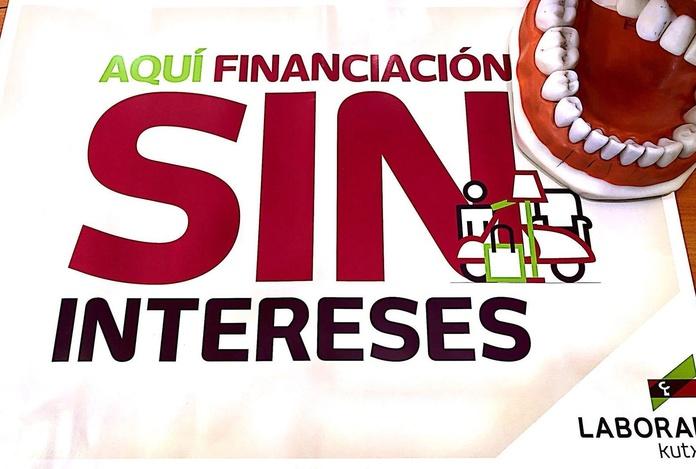 Financiación sin intereses: Tratamientos  de Perioim