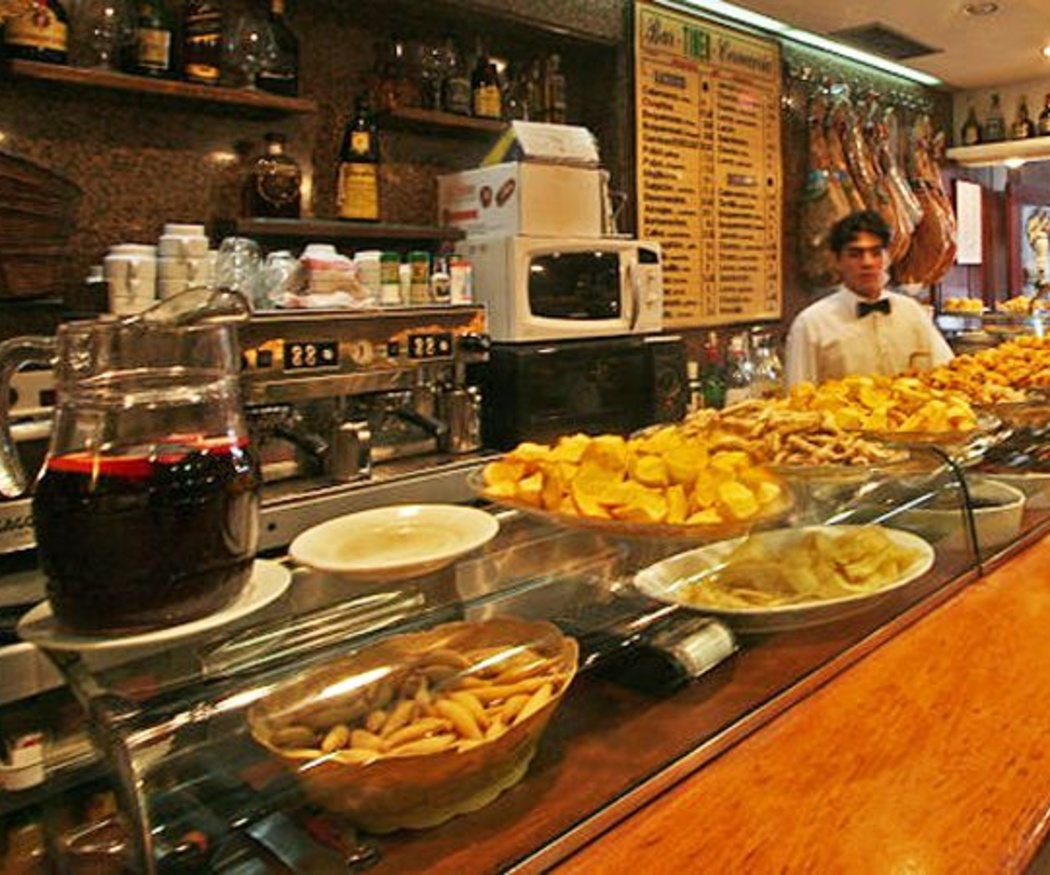 España, un país de bares
