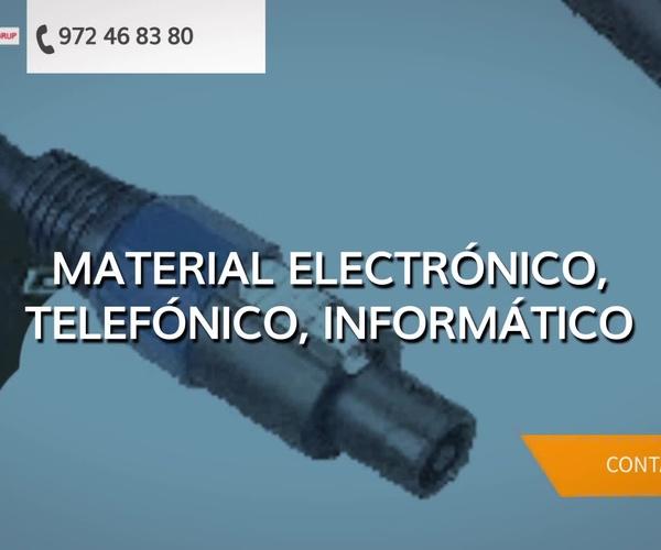 Electrónica en Girona | Electronic Grup