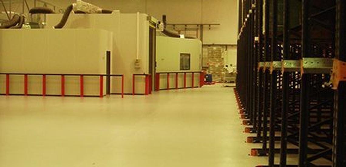Suelos industriales en Martorell para cualquier tipo de instalación