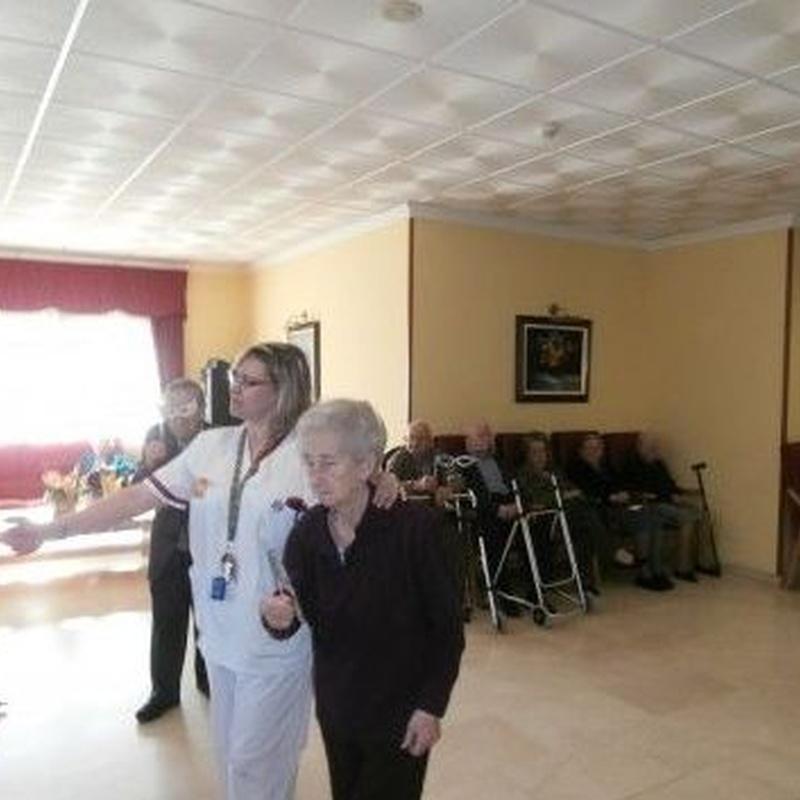 Atención de enfermería : Servicios  de Años Dorados II Centro Residencial para Mayores
