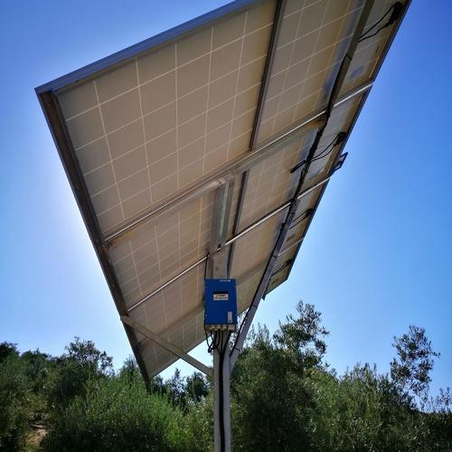 Energía fotovoltaica en Huelma, Jaén