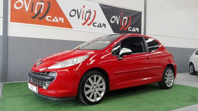 207 2.0 Turbo 150 cv : Venta de coches de Ovincar
