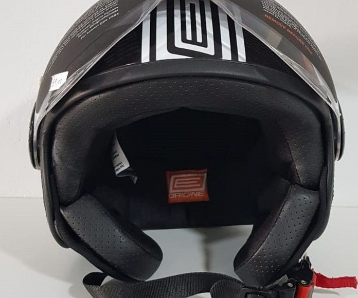 CASCO ORIGINE: Productos de Bultaco & Bike Doctor