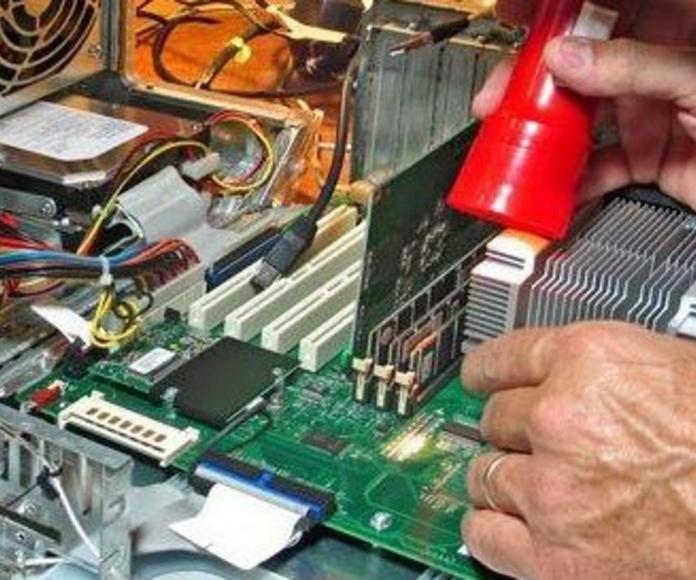 Reparación de CPU: CATÁLOGO de Alcatronics