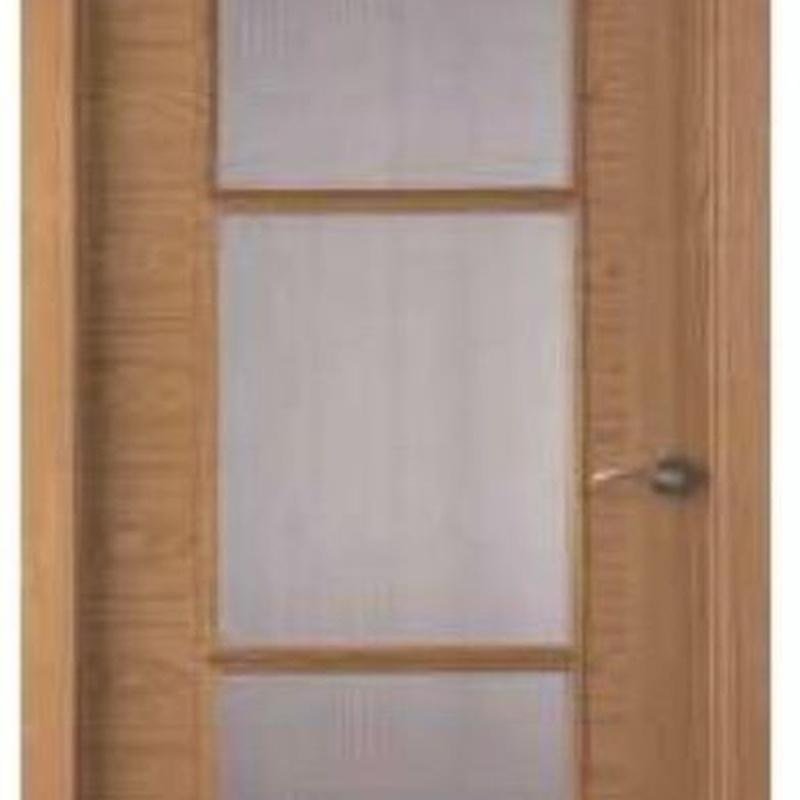 Puertas lisas : Servicios de P y V Carpinteros Ebanistas
