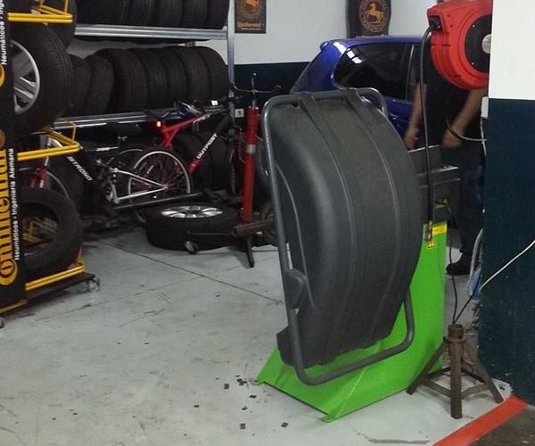 Taller mecánico cambio de ruedas Arona