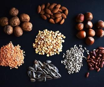 Dietista: Servicios de Herbolario Hierbabuena