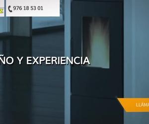 Estufas de pellet en Zaragoza | Chimeneas López
