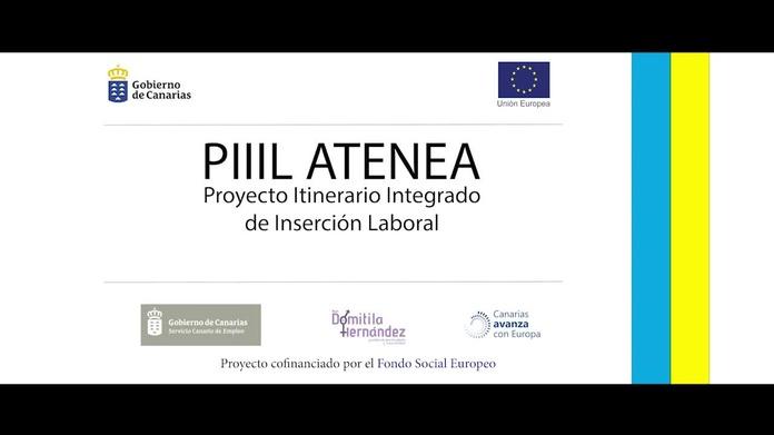 Salida Formativa PIIIL ATENEA 2 a  Bodega Viñátigo.: Proyectos y Servicios de Asociación Domitila