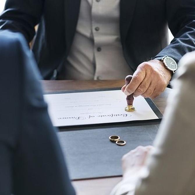 ¿Qué es la separación legal y en qué se diferencia de la de hecho?