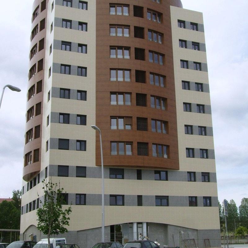 Edificios de Viviendas: Servicios de F. Javier Vega de Paz
