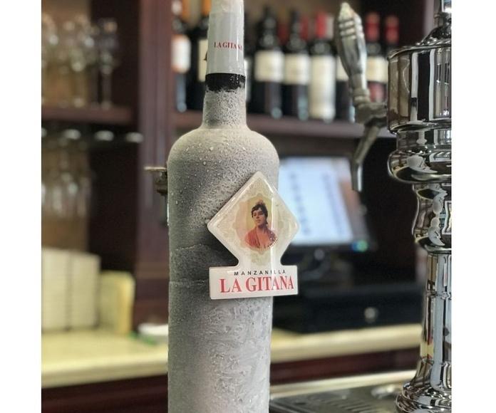 Especialidades: Tapas y raciones de Bar Restaurante Blanca Paloma