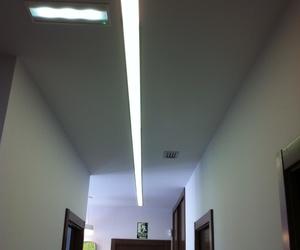 Iluminación con fluorescencia