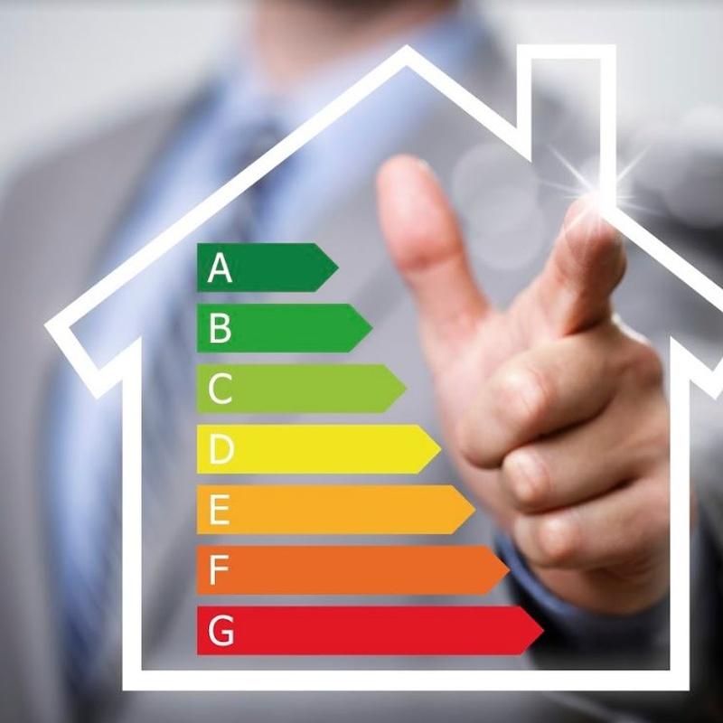 Certificado energético: Servicios de Namka Reformas