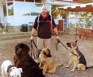 Rutas con mascotas A Coruña
